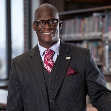Dr. Eddie Moore, Jr.